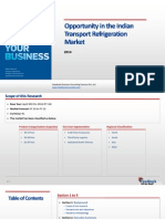 Opportunity in the Indian Transport Refrigeration Market_Feedback OTS_2014
