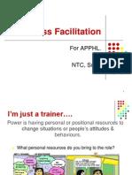 Train the Trainer 2014