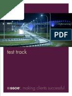 Test Track Brochure