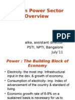 Indian Power Sector Overview