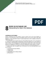 Database Use 8XP