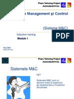 Sisteme Management Control Ro