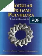 Origami07 - Simon-Arnstein-Gurkewitz - Modular Origami Polyhedra