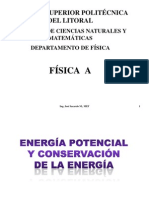 Conserva c i on Energía