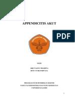aPP, apendicitis, akut