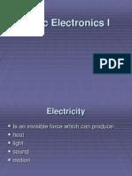 Electronics I