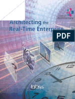 Architecting the Real-Time Enterprise