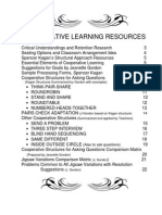 Coop Learning Resources Compiled by J Gordon