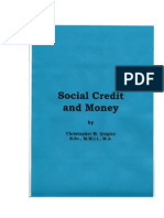Kindle Booklet Social Credit and Money