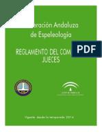 Reglamento de Jueces FAE -2014