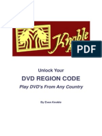 Unlock Your Dvd Region Code