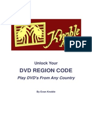 Unlock Your Dvd Region Code | Dvd | Audio Electronics