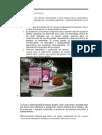 Ecología en El Contexto Urbanístico