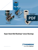 Super Smart Ball Bushing Bearings Bren
