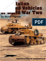 Italian Armored Vehicles of World War Two