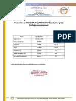 Fosforan monoamonowy (Monoammonium phosphate) - Chemiglob.com