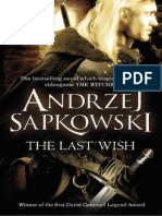 the witcher the last wish pdf free