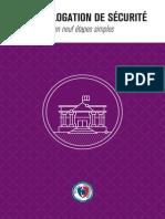 Guide Homologation de Securite en 9 Etapes