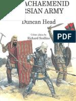 Achaemenid Persian Army (Montvert)