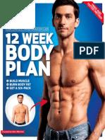Men's Fitness 12 Week Body Plan (Mens Health) by Nick Mitchell.pdf
