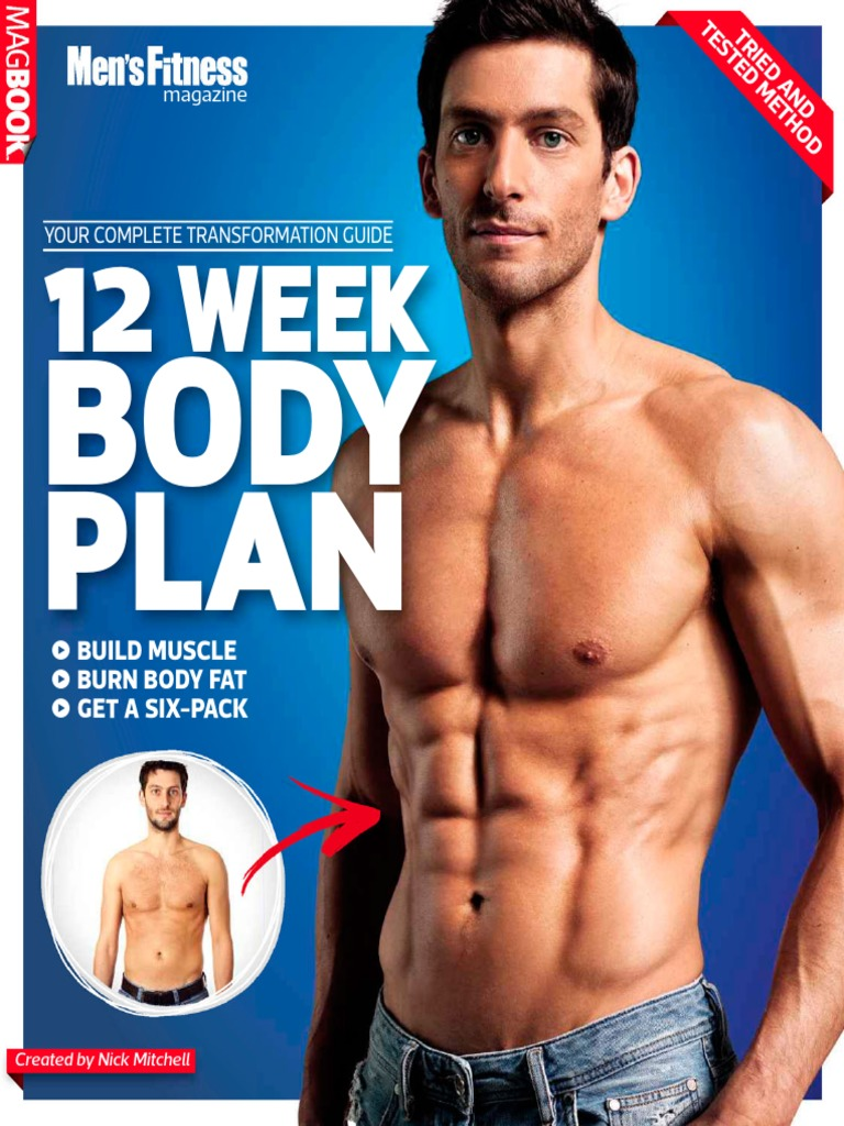 Workout plan mens health eoua blog for Fitness gym hombres