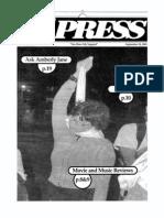 The Stony Brook Press - Volume 25, Issue 1