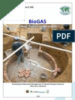 Buku Modul BioGAS ITTO Yapeka