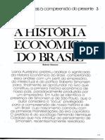 CARDOSO, Fernando Henrique. Sobre Roberto Simonsen