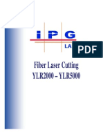 IPG Cutting 2 to 5 KW