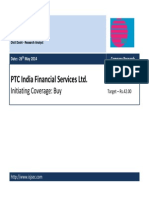 ISJ PTC India Financial Services Ltd