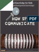 How Spies Communica – Mocomi.com
