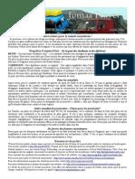 Bulletin de Jumaa Prayer 11 Juillet 2014