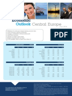 Economic Outlook Central Europe - July 2014