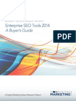 Enterprise SEO Tools 2014