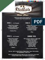Stellas Raw Bar