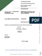 Patrick Kipkurui Rotich Kemboi, A097 683 060 (BIA May 29, 2014)