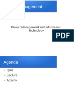 Project Management - 2