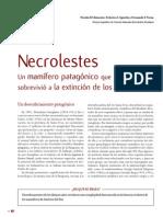 Chimento Et Al, 2013 (Ciencia Hoy)