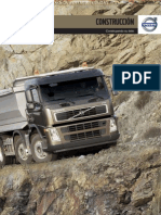 Catalogo Camiones Volquetes Construccion Fl Fe Fm Fh 16 Volvo