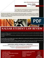 NSLR call for papers - Flyer