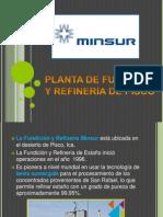 Planta de Fundición y Refinería de Pisco