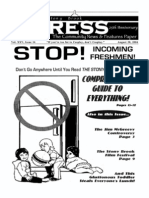 The Stony Brook Press - Volume 25, Issue 16