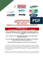 Manifiesto Asturias 15 Julio 2014