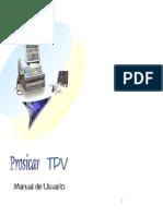 Manual Prosicar Tpv