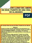 UN CORAZÓN LLENO DEL AMOR DE DIOS-TEMA III.ppt