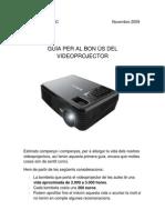Videoprojector 2009