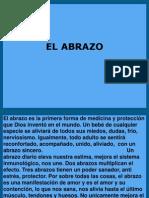 EL ABRAZO.ppt