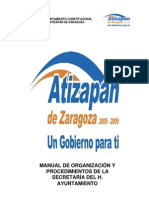 02.Manual Secretaria AyuntamientoProcedimientos