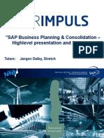 16 SAP BPC 7.5 10.0 Presentation Version5