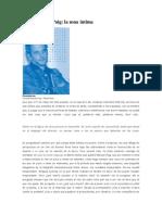 PAULS, Alan - Sobre Manuel Puig, La Zona Intima